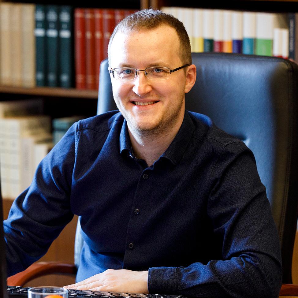 """""""Digitális boomot várok"""" – beszélgetés Rózsa Dáviddal, az Országos Széchényi Könyvtár főigazgatójával"""